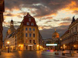 Život i posao u Dresdenu i istočnoj Njemačkoj